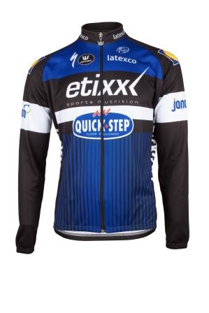 Quickstep 2016 shirt kids lange mouw