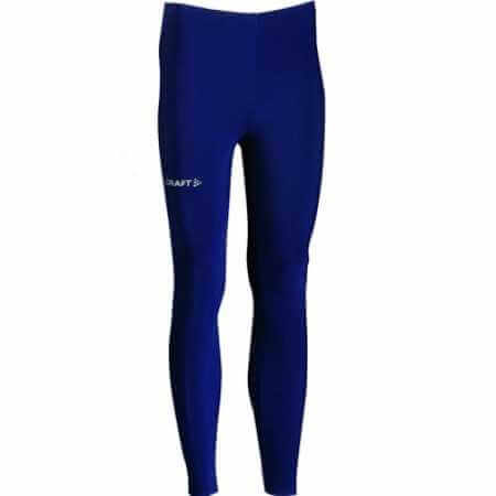 craft thermo fietsbroek winter voor kids navy blue