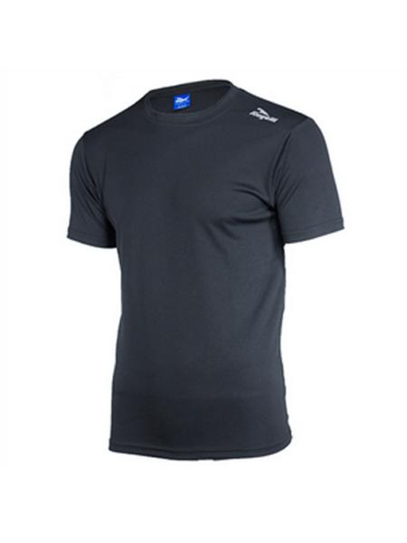 Rogelli Promotion Hardloopshirt korte mouwen Kids zwart