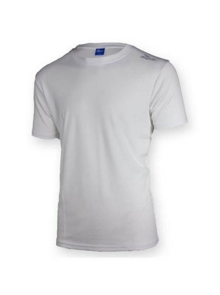 Rogelli Promotion Hardloopshirt korte mouwen kids wit