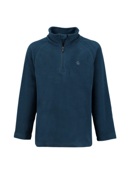 Color Kids blauwe fleece skipully Sandberg
