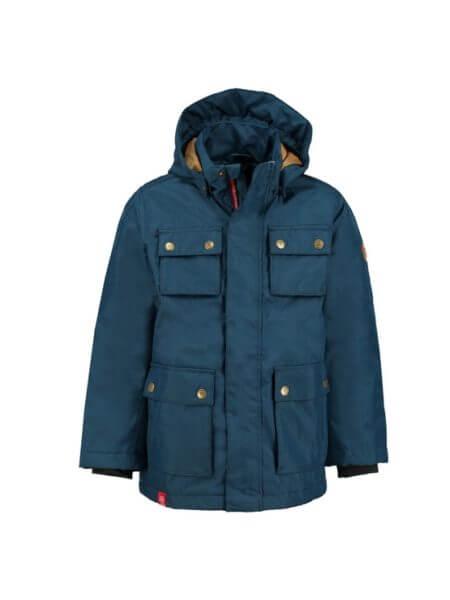 color-kids-donkerblauwe-winterjas-kind-runar-f