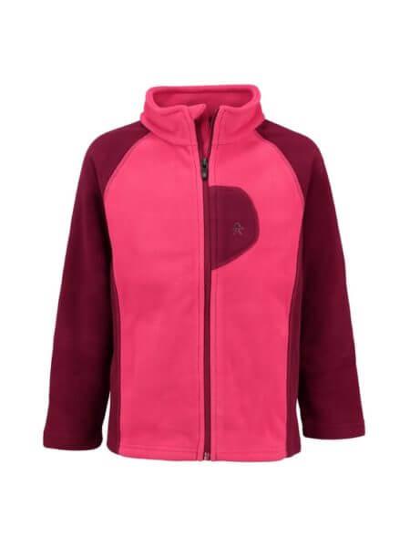 color-kids-roze-bordeaux-rood-leece-vest-kind
