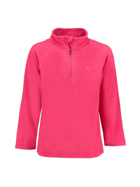 Color Kids pink fleece skipully Sandberg sneldrogend