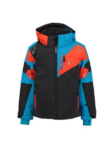 spyder-leader-jongens-ski-jas-zwart-blauw-f