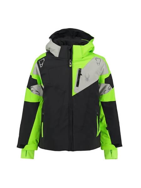 spyder-leader-jongens-ski-jas-zwart-groen-f