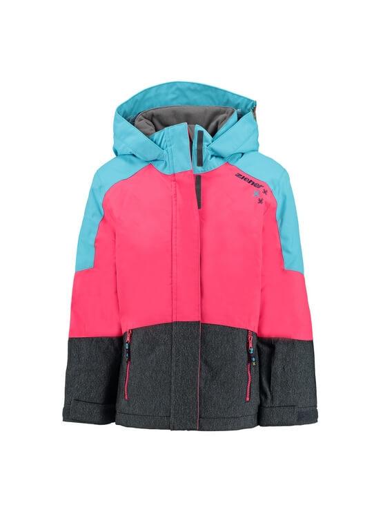 Beste Roze ski jas voor meisjes van Ziener   Uniek   Sport-Kids.nl ID-64