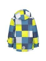 Jongens ski jas achterkant lego wear