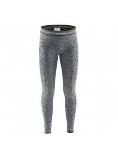 Craft grijs active comfort thermo legging