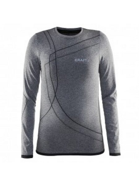 Craft grijs active comfort thermo shirt