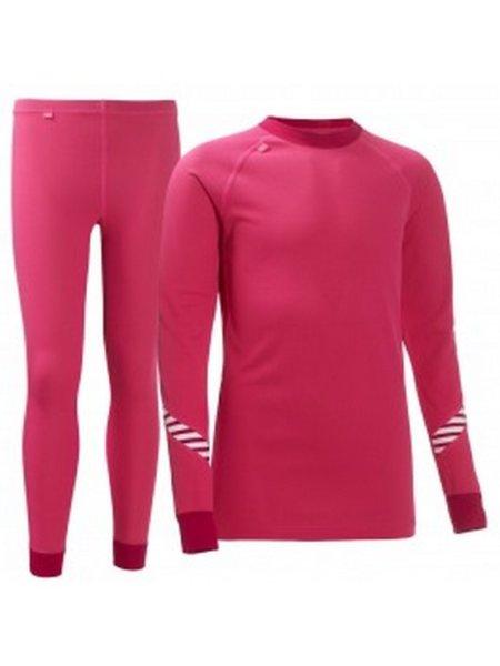 helly hansen pink thermo ondergoedset