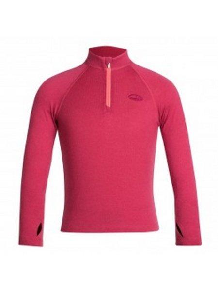 icebreaker thermo shirt roze